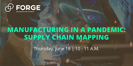 Why, Now and How: Supply Chain Mapping biglietti