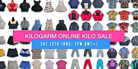 KILOGARM ONLINE KILO SALE JUNE 13TH tickets
