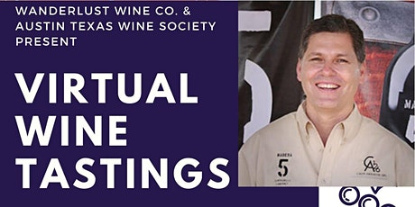 Virtual Wine Tasting w/ Mauricio Cantu (Madera 5 / Cava Aragon) tickets