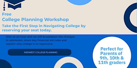 Hilliard Area  College Planning Workshop tickets