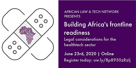Building Africa's frontline readiness: Legal considerations for healthtech tickets