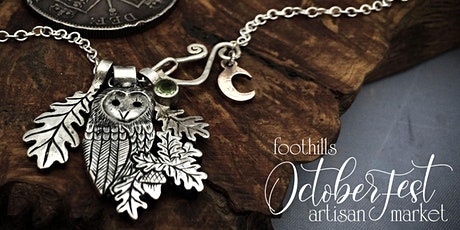 Foothills OCTOBERFEST Market - Artisans + Foodies tickets