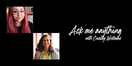 30min AMA with Jina Anne featuring Cassidy Williams tickets