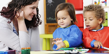ONLINE—The Preschool/Childcare Dilemma: Should I Send My Child back into Group Care? (Toddler/Preschool) tickets