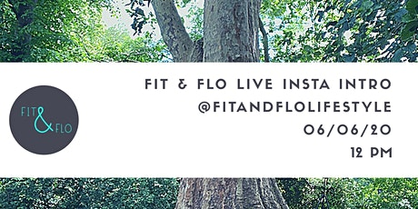 Fit and Flo Workout Online and Outdoors (Battersea Park) tickets