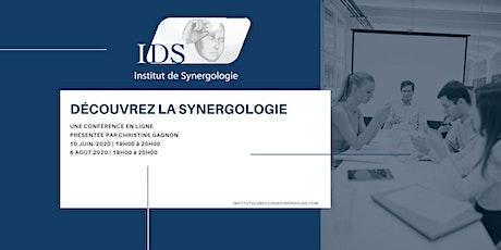 Découvrez la Synergologie - Une conférence  EN LIGNE par Christine Gagnon billets