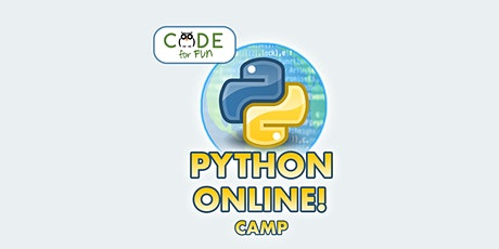 Python Programming: Virtual Summer Camp!  -  07/13 to 07/17 tickets