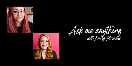 30min AMA with Jina Anne featuring Emily Plummer tickets