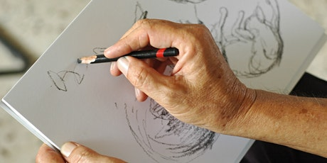 Unleash Your Inner Artist: Sketching 101 (Webinar) tickets