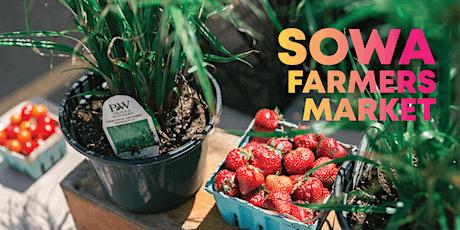 SoWa Farmers Market tickets