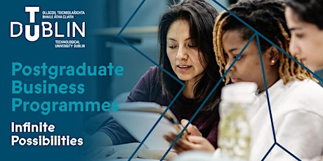 TU Dublin Part-Time Postgraduate Information Webinar tickets