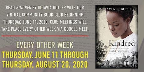Illinois Tech Community Book Club:Kindred, Octavia Butler tickets