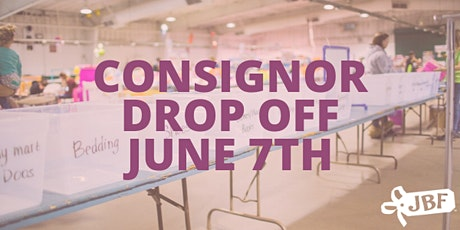 Consignors Only NOVEL JBF Elk Grove Drop Off  Appointments tickets