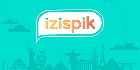 Copie de Conférence en ligne - IZISPIK billets