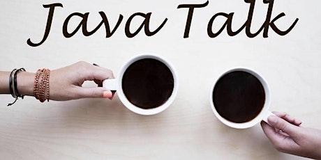 Java Talk tickets
