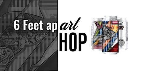 6 feet apART HOP - Downtown Livermore Mural Art Walk tickets