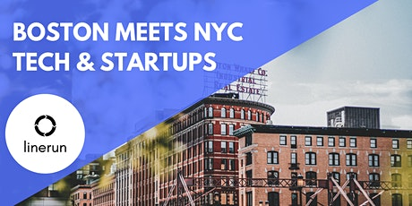Boston Meets NYC Tech:  Exploring Future Trends & Opportunities tickets