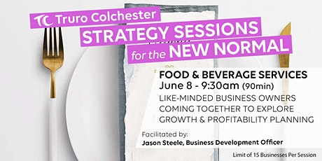 Strategy Session for the New Normal: Food & Beverage Sector tickets