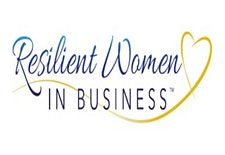 Resilient Women in Business Events logo