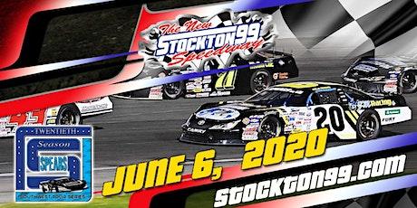 Stockton 99 Speedway - June 6, 2020 tickets