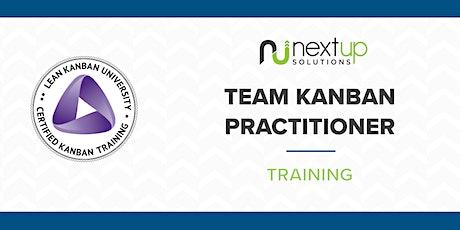 Certified Team Kanban Practitioner (TKP) Training (Virtual) Tickets