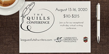 2020 Quills Conference - League of Utah Writers tickets