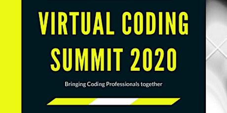 Virtual Coding Summit -Sunday tickets