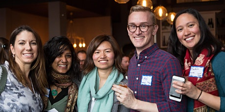 Virtual Social Impact Networking Happy Hour tickets