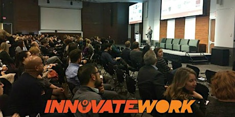 InnovateWork UK - Shaping the Future World of Work tickets