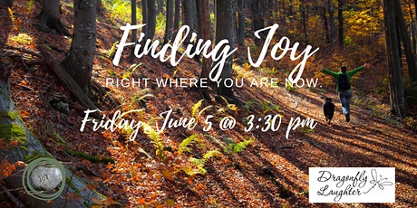Find Joy, Right Where You Are Now tickets