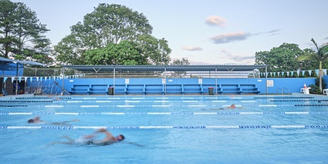 TRAC Kingscliff lane booking 25m pool tickets