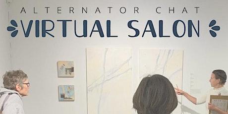 Alternator Chat: Virtual Salon tickets