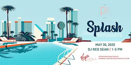 Splash Saturdays at The Pool Club Dallas tickets