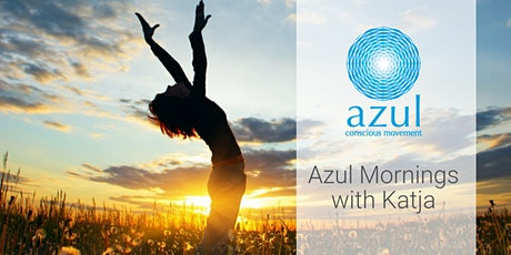 Azul Mornings ONLINE 11.6.  - A weekly women's space tickets