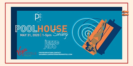 Pool House Sundays at The Pool Club Dallas tickets