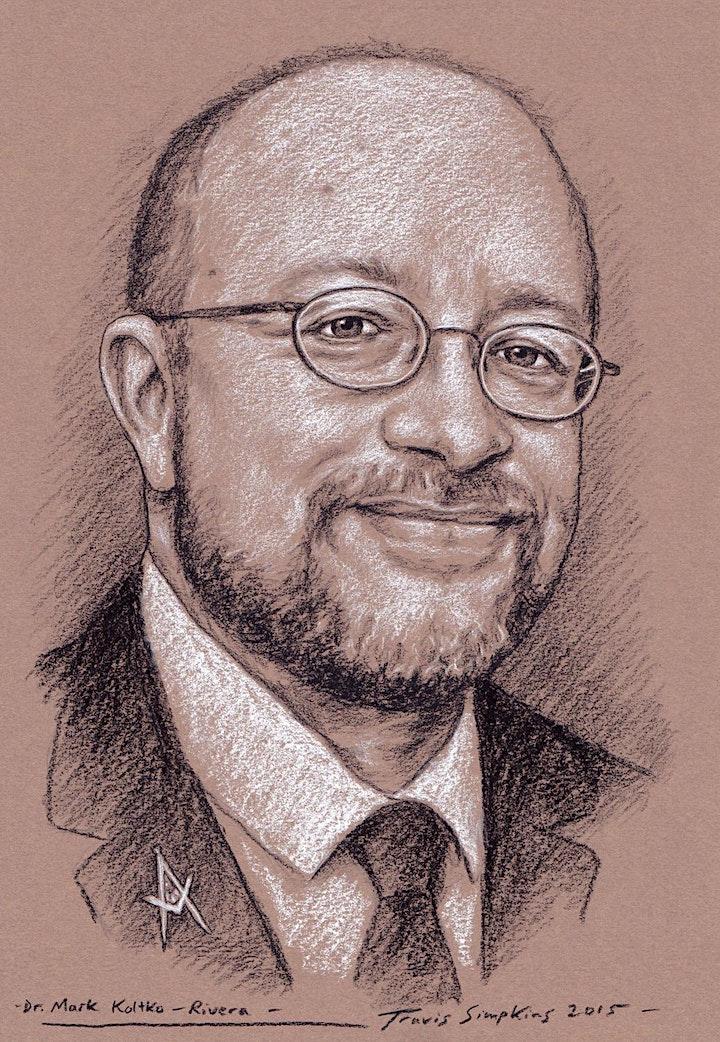 SUMMER SPEAKER SERIES; R:.W:. Mark E. Koltko-Rivera, Ph.D.