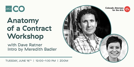 Anatomy of a Contract Workshop tickets