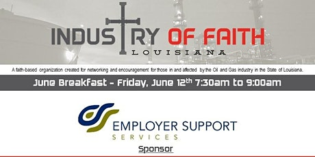 June 2020 Industry of Faith Breakfast tickets