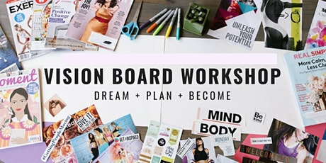 Podcast Vision Board Workshop tickets