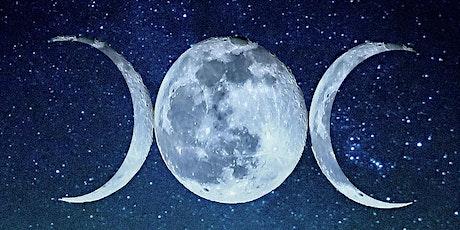 Full Moon Lodge Retreat for Women tickets