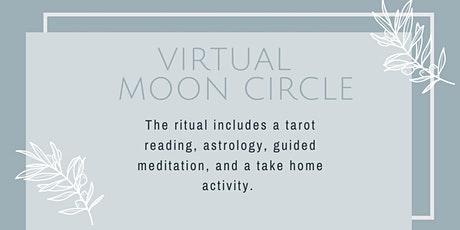 Virtual Full Moon Circle tickets