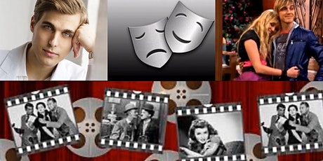 Virtual Acting 101 and Improv Competition with Cody Linley tickets
