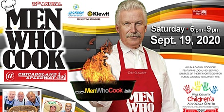 12th Annual MEN WHO COOK - Presented by Jackson Generation & Kiewit tickets