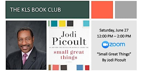 KLS Book Club – Small Great Things tickets