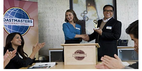 Launch Toastmasters Club Virtual Meeting tickets