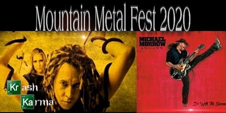 Mountain Metal Fest 2020 (2nd Annual) tickets