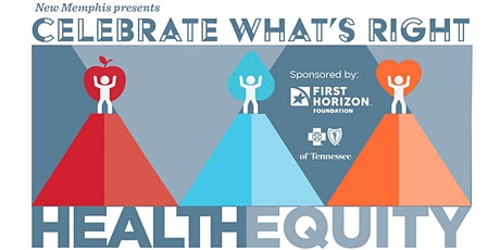 Virtual Celebrate What's Right Panel: Health Equity tickets