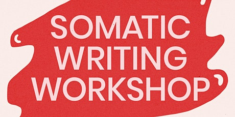 Somatic Writing Workshop with Fabiola Ching boletos