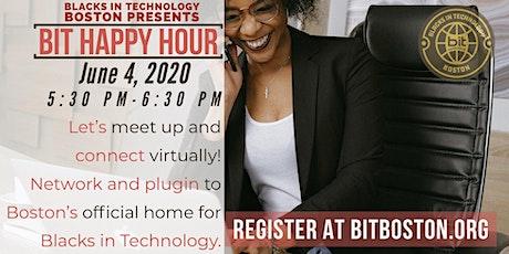 Blacks In Technology Boston - Happy Hour tickets