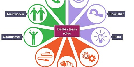 Introduction Belbin's Team Roles - Virtual Face to Face tickets